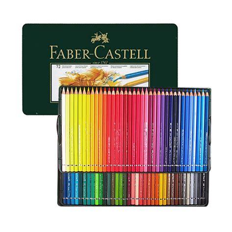 faber castell color pencils new faber castell polychromos artists s color pencils 72