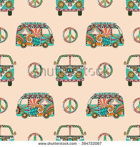 hippie vector pattern hippie stock vectors vector clip art shutterstock