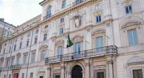 ambasciata brasile presso la santa sede allarme bomba all ambasciata brasile trovato zainetto