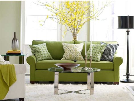 Lime Green Living Room Design With Fresh Colors Green Sofas Living Rooms