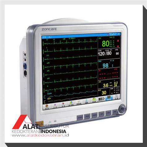 Monitor Rumah Sakit jual pasien monitor zoncare distributor alat kedokteran