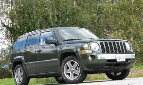jeep patriot 2 4 fuel consumption jeep