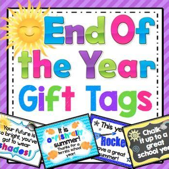 printable end of year gift tags 17 best images about end of the year on pinterest gifts