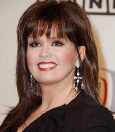 how is marie osmonds hair cut marie osmond hime cut hairstyle