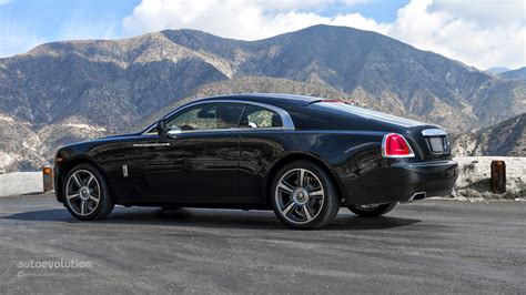 rolls royce roll royce rolls royce wraith review autoevolution