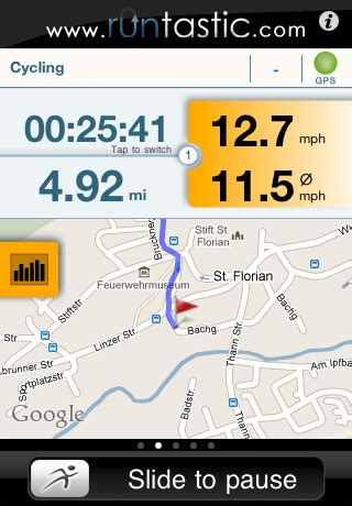 windows phone 7 is it possible to create an geotracking