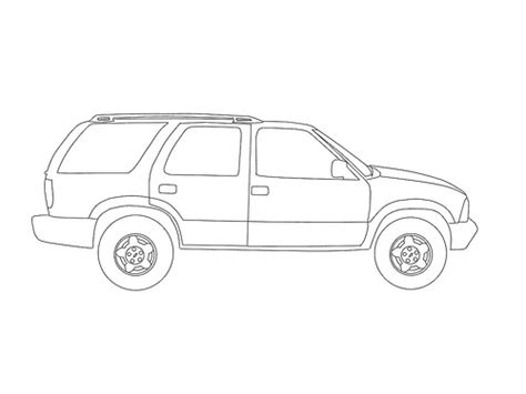 coloring pages of chevy truck lifted chevy truck coloring pages