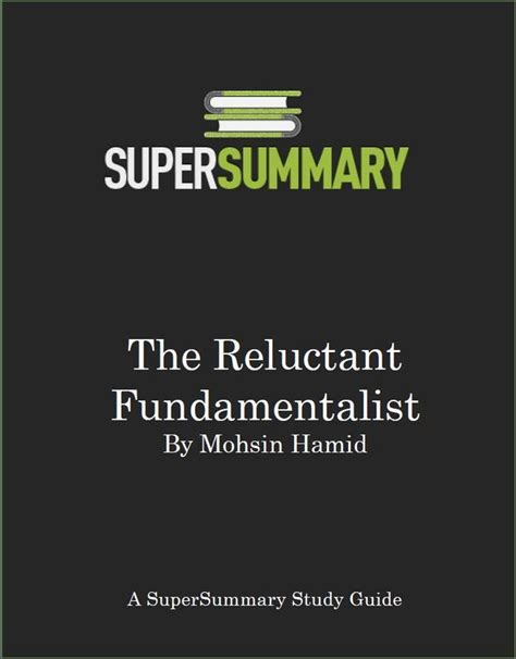 the reluctant fundamentalist supersummary study guide