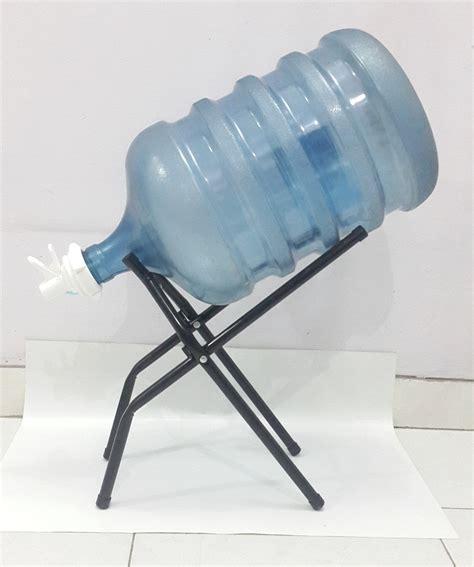 Jual Rak Galon Besi jual dispenser rak kran set model kaki besi galon aqua qualitas bagus grosiran shop