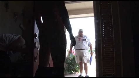 how to deal with door to door solicitors