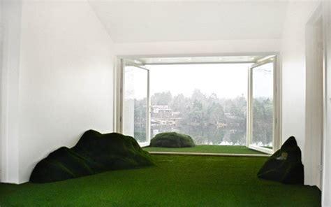 erba sintetica per interni interni green c 232 un grande prato verde in casa
