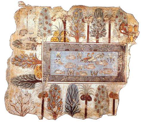 imagenes de flores egipcias los jardines del egipto antiguo sdelbiombo una mirada