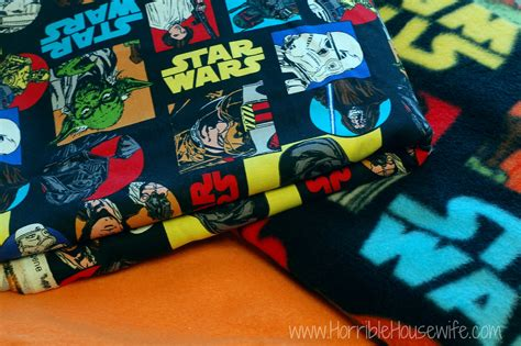 Star Wars Fabric Is Here Horrible Housewife Wars Baby Crib Bedding Set