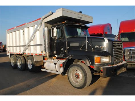 mack dump truck 2000 mack cl713 dump trucks for sale used trucks on