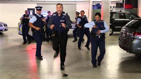 Officer Run by New Zealand Running Challenge