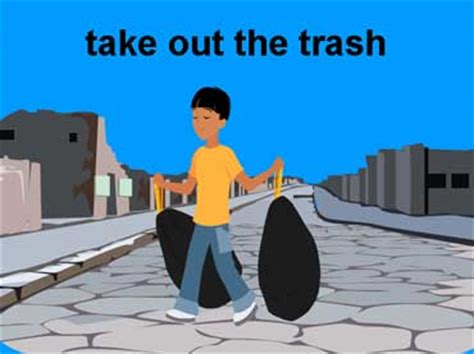 Taking Out The Trash With by Unfinished Glog 10 Publish With Glogster