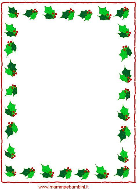 cornici di natale gratis cornicette di natale mamma e bambini