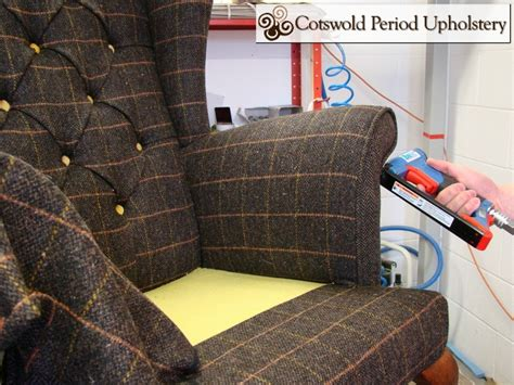Local Upholstery by Cotswold Period Upholstery Tel 01242 420 145