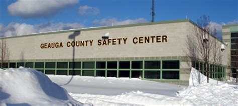 Geauga County Arrest Records Geauga County Sheriff Corrections Division The Safety Center