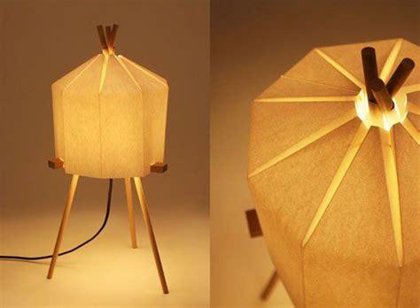 interlocking paper lamps origami lamps