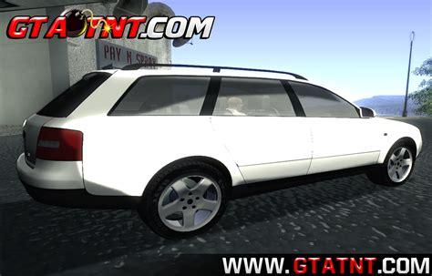 Audi Sa by Gta Sa Audi A6 C5 Avant Furymods