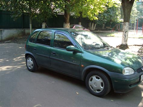 1998 opel corsa photos 1 4 gasoline ff automatic for sale