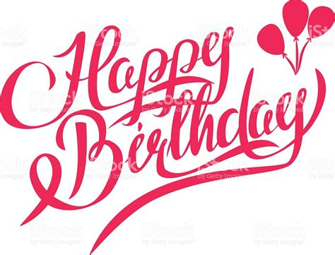 happy birthday notes design vector free vector graphic happy birthday vector lettering design element stock
