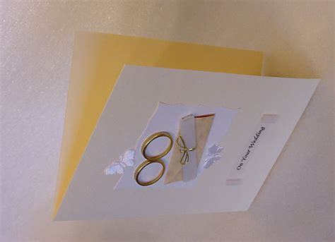 Handmade Greeting Cards For Wedding - handmade wedding greeting cards www imgkid the