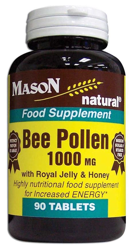 Vitamin Honey Bee Pollen Vitamins Nutritional Supplements And Products