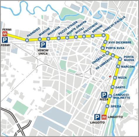 mappa torino porta susa una nuova linea metro a torino mole24