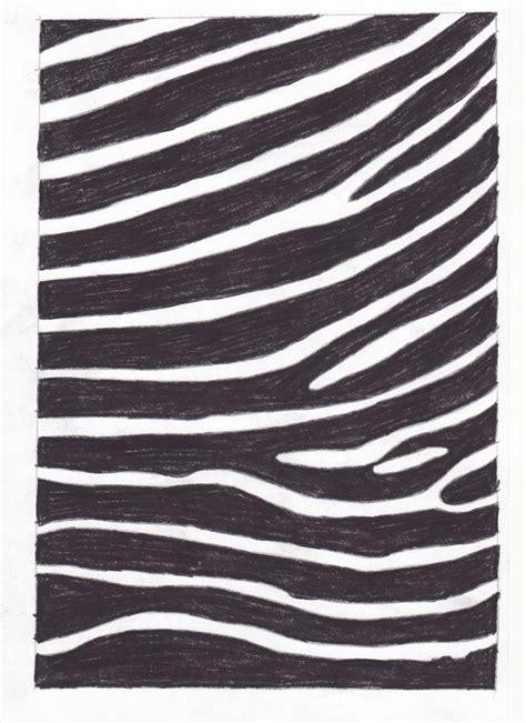 Drawing Zebra Stripes by How To Draw Zebra Stripes