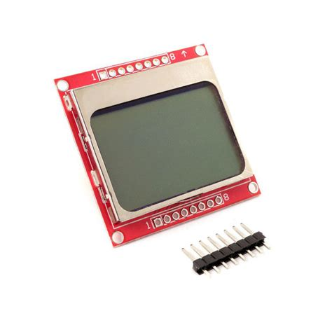 Lcd Nokia graphic lcd 84x48 nokia 5110 philippines makerlab electronics