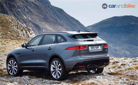 Jaguar F Pace Review Ndtv Carandbike