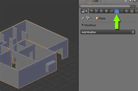 video tutorial blender 3d create a 3d floor plan model from an architectural