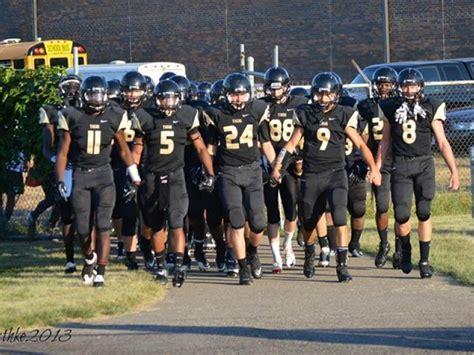 Mn High School Football Sections by Fridley High School Football Team Faces St Louis Park