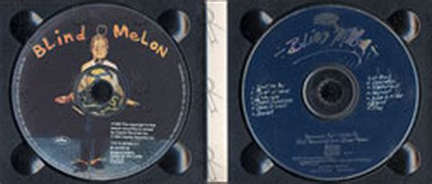 blind melon holyman blind melon blind melon album cd records