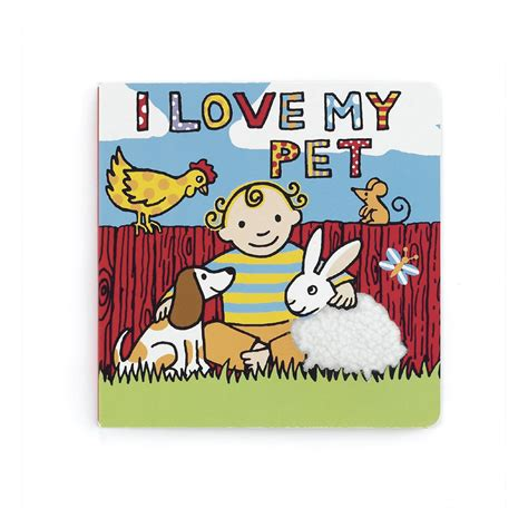 Playgro My Pets Book buy i my pet book at jellycat