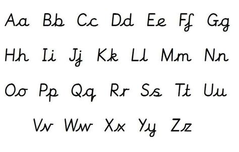 capital letter formation joined up handwriting descargardropbox