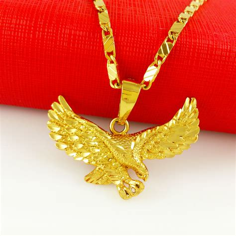wholesale 24k in jewelry new arrival real gold 24k gold