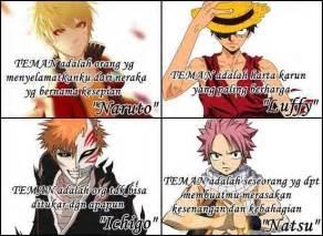 Kata kata bijak dari setiap karakter anime