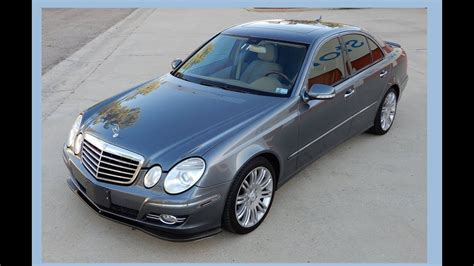 mercedes e class e550 2007 mercedes e550 sedan for sale clean e class