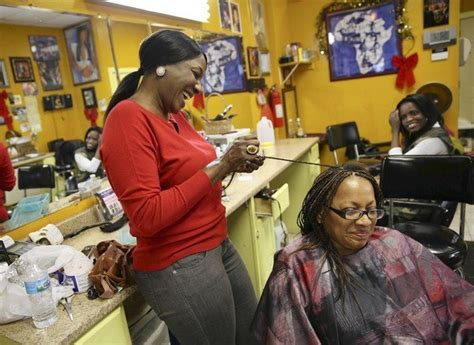 black people hair salons in ct african immigrant community featured in chicago tribune