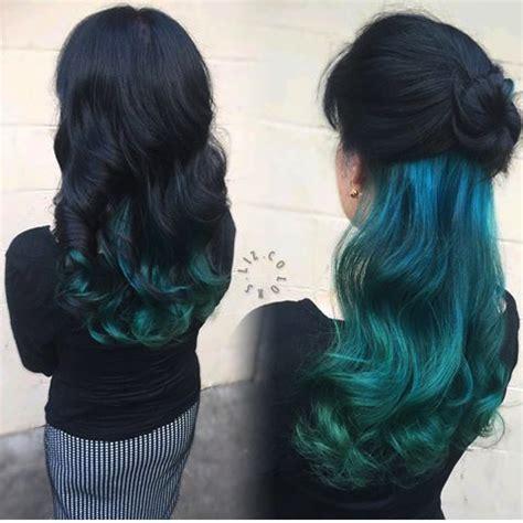 tintes de moda para el cabello ao 2016 underlights la nueva tendencia en coloraci 243 n peluquer 237 a mdv