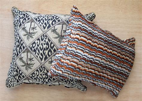 How Much Fabric For Pillow easy 10 minute throw pillows with re purposed fabric a