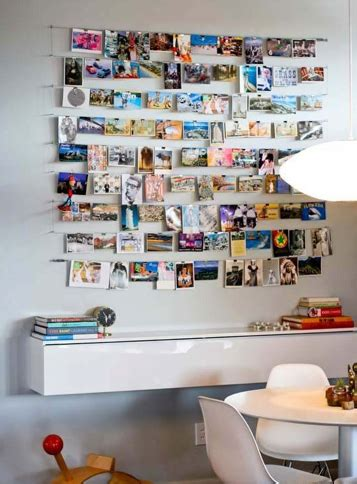 Fotos An Wand Ideen by Photo Wall Ideas Thinking Inside The Box