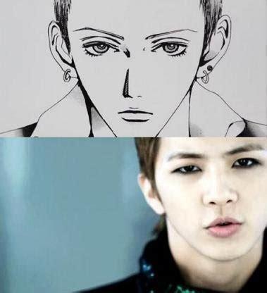 inilah idol idol yang mirip dengan karakter kartun korea