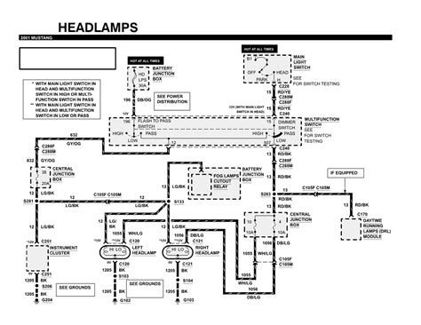 2001 ford mustang stereo wiring diagram 2001 mustang wiring diagram pdf 2001 free engine image