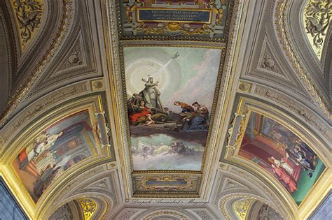 Vatican Museum Ceiling Paintings by Ceiling In The Vatican Museum Flickr Photo