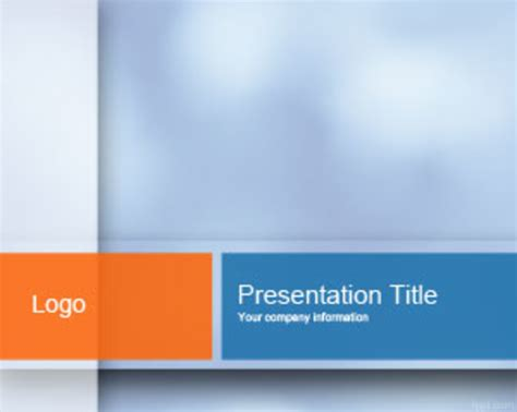 blue and orange powerpoint template business powerpoint templates a listly list