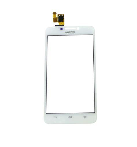 Touchscreen Huawei G630 Blackwhite touch screen white oem for huawei g630 g630 u10